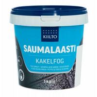 Grout Kiilto, Black 1 kg
