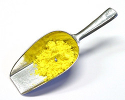 Colour pigment, Yellow, 50 g