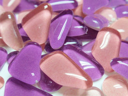 Soft Glass, Lilac-Pink 200 g