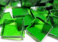 T053 Smaragd, transparent, 1x1 cm, 200 g