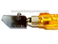 Nikken Glass cutter with oil reservoir