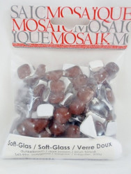 Soft Glass, Dark Brown S43, 200 g