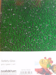 Safety-Glas, Green