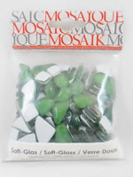 Soft Glass, Dark Green S33, 200 g
