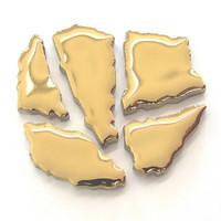 Flip Ceramic, Gold Deluxe, 750 g