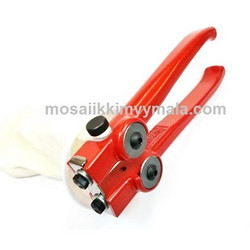 Zag-Zag, Glass Nibbling Pliers, The red one