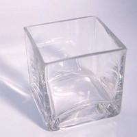 Glass Cube, 8x8x8 cm