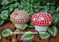 Styrofoam mushroom, 8 cm