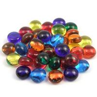 Mini Nuggets, Multicolour Mix, 500 g, transparent