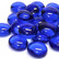 Glass Gems, 500 g, Blue Crystal, transparent