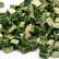 Mikromosaiikki, 5x5x3 mm, Green, 50 g