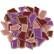 Mini Flip, Violet  Mix, 500 g