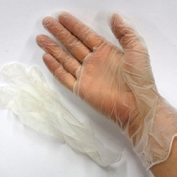 Protective gloves, 1 pair