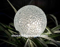 Plastic ball, 18 cm with 15 mm hole