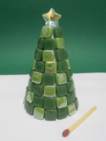 A sweet little Christmas tree, Green, DIY