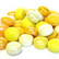 Mini Gems, Yellow, 200 g, app. 135 pcs