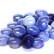 Mini Gems, Blue, 200 g, app. 135 pcs