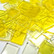Akryylimosaiikki, Yellow, 50 g