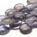 Lasihelmet, 500 g, Lilac Crystal, läpikuultava