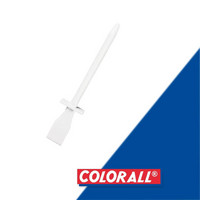 Glue spatula, white