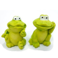 Frogs, 2 pcs