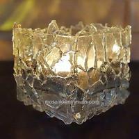 Ice lantern, DIY