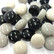 Mini Gems, Black Mix, 50 g