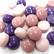Mini Gems, Violet Mix, 50 g