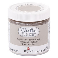 Chalky Finish, Light Topaz, 236 ml