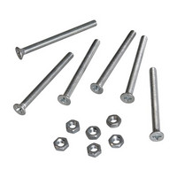 Screw-set, 12 pcs