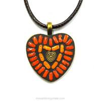 Halsband, hjärta, inspiration