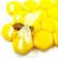 Hexagon, Yellow, 100g
