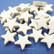 Keraamiset tähdet, Valkoinen, 20 g