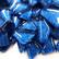 Soft Glas Glitter, Blue 500 g