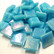Mini iridescent, Turquoise, 50 g