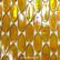 Ellips, Mustard, 5 st, transparent