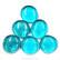 XL-helmet, Turquoise, 6 kpl