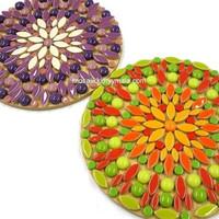 MDF-cirkel, 18 cm