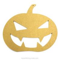 MDF Pumpkin, 28 cm