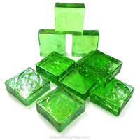 Form Glass, Square, Real Summer, 20 pcs