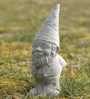 Casting Mould, Garden Gnome, 21.5cm