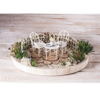 Garden sitting set XS, 3 part