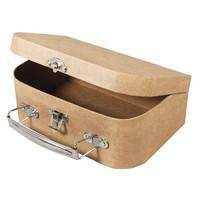 Papier-mâché Suitcase, M