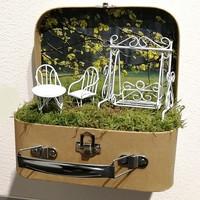Garden swing, XS