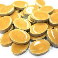 Ceramic Ovals, Beige, 50 g