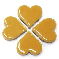 Ceramic Hearts, Beige, 50 g