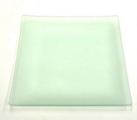 Glass plate, 20 cm