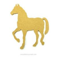 MDF-horse, 27 cm