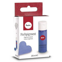 Colour pigment, Ultramarine Blue, 20 ml