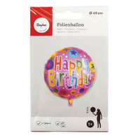 Folieballong, Happy Birthday